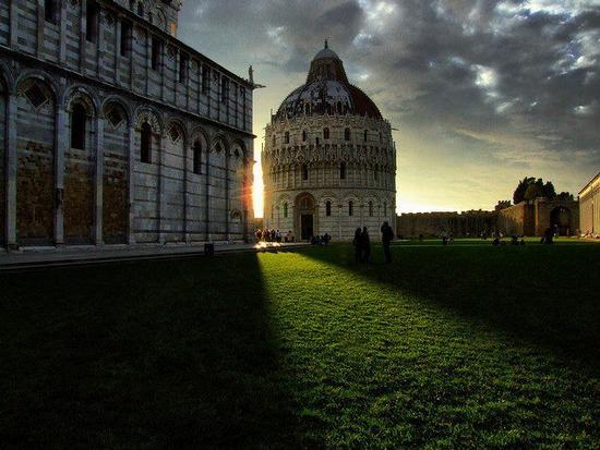 Battistero Pisa (4775 clic)