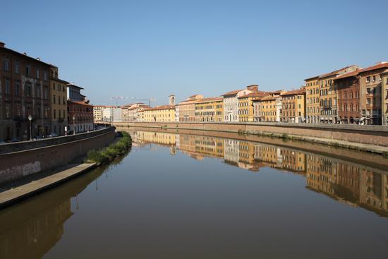 Giochi di acqua - Pisa (1022 clic)
