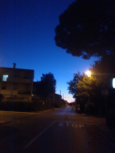 Al calar della sera - Navacchio (1404 clic)