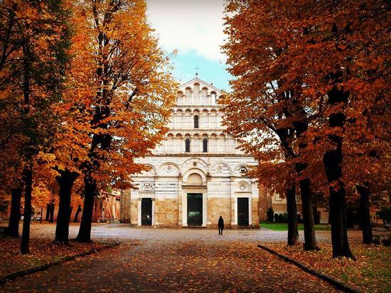Piazza San Paolo a Ripa d'Arno - Pisa (2652 clic)