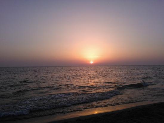 Tirrenia al tramonto (1031 clic)