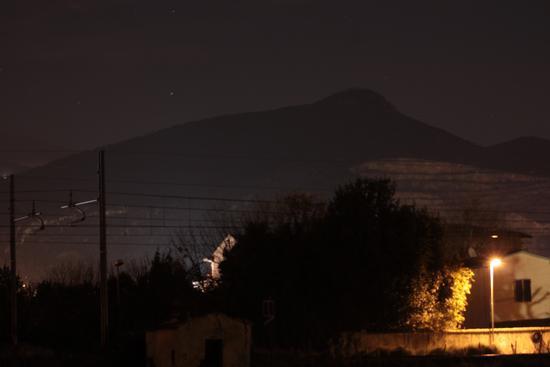Scatti notturni - CASCINA - inserita il 15-Nov-13