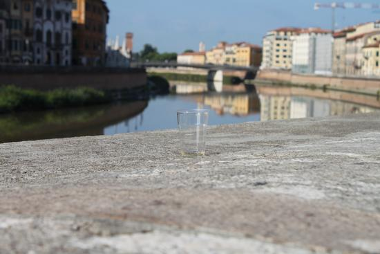 Il bicchiere - Pisa (881 clic)