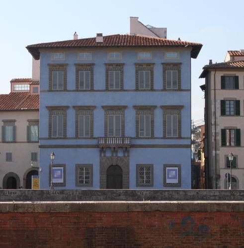 Palazzo lungarno Pisa (1817 clic)