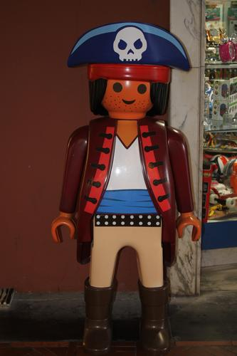 Omino playmobile - Pisa (1157 clic)