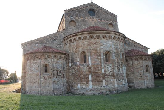 Basilica di San Piero - Marina di pisa (1125 clic)