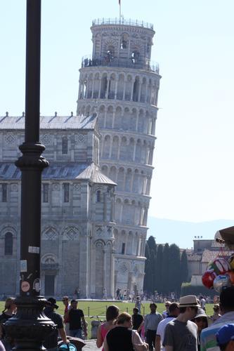 La Torre Campanaria di Pisa (773 clic)