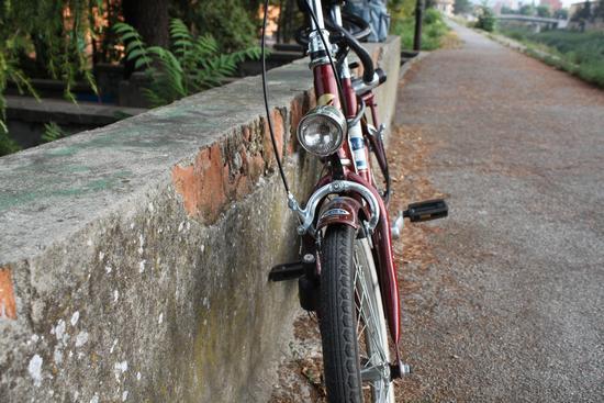 La mia bici - Pontedera (1078 clic)