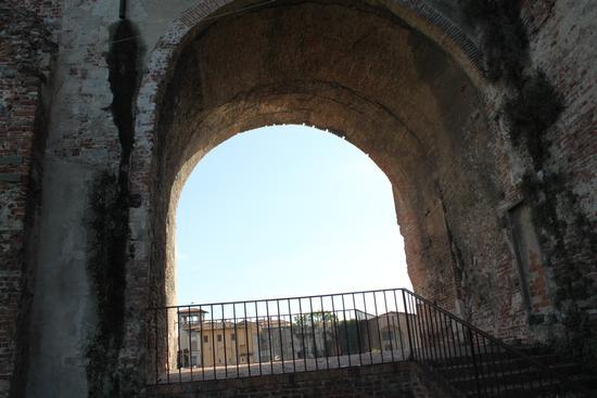 Arco Cittadella - PISA - inserita il 13-Nov-12