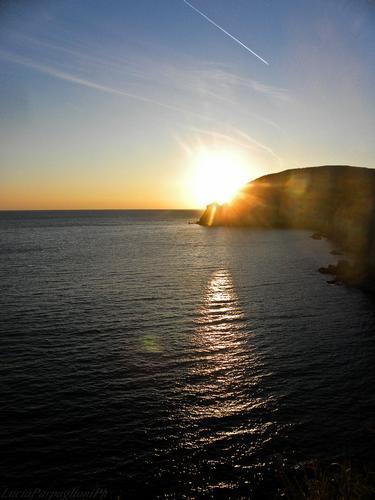 Tramonto su Aenaria - Ischia (1313 clic)