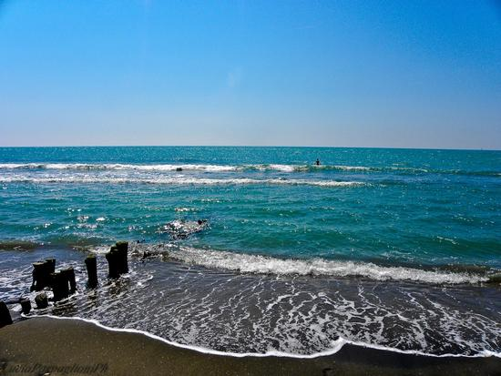 Il bel Tirreno blu - Ostia (1534 clic)