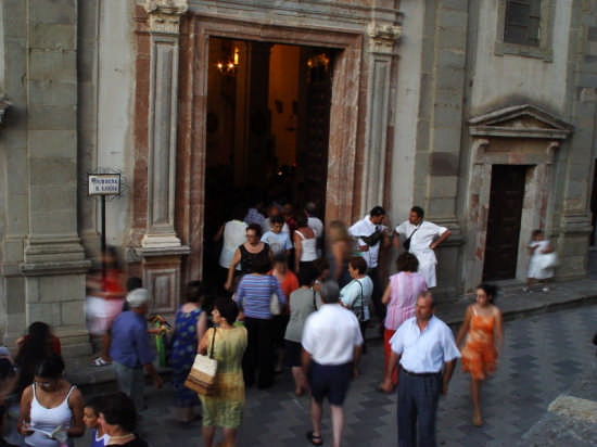 Chiesa di S.Lucia - Savoca (3847 clic)