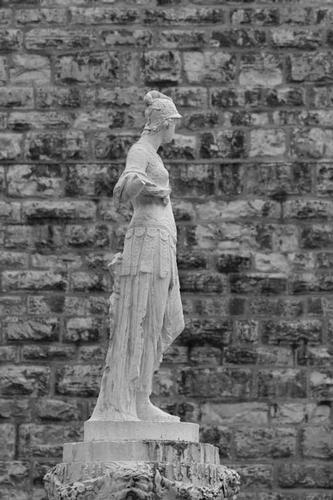 Statua in Piazza Duomo  - Brescia (1074 clic)