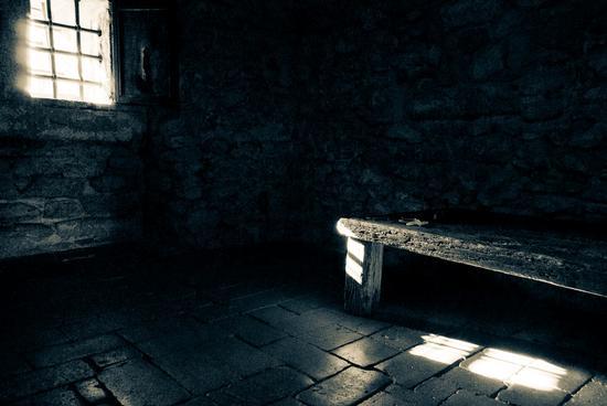 Rocca di San Leo - La Prigione di Cagliostro (2170 clic)