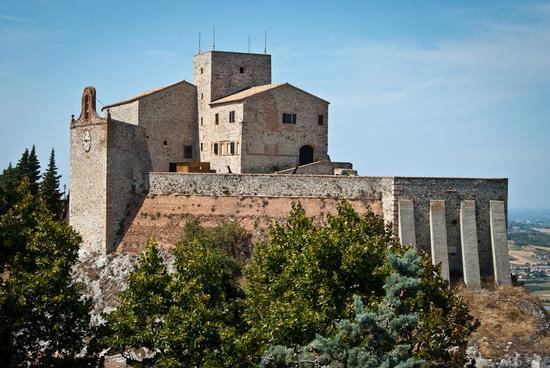 La Rocca malatestiana di Verucchio (1172 clic)