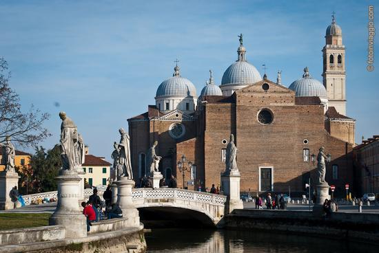 La cattedrale di Santa Giustina - PD - Padova (1121 clic)