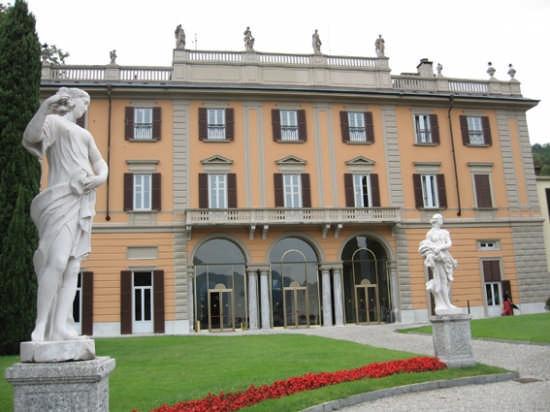 Villa Gallia - Como (4188 clic)