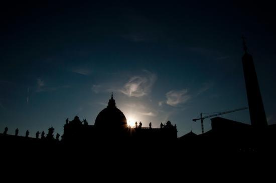 Il Cupolone  - Città del vaticano (594 clic)