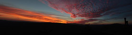 ci sono tramonti e...... tramonti - Collalto sabino (743 clic)
