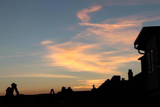 tramonto 6 Ott 2012 - Collalto sabino (1286 clic)