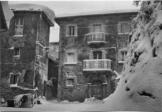 nevicata pasqua 1998  - Collalto sabino (1321 clic)
