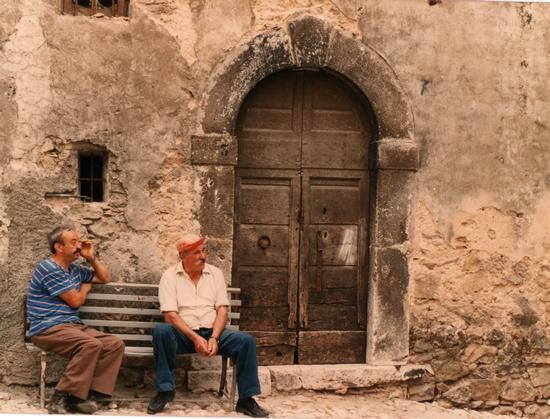 uomini e pietre - Collalto sabino (2099 clic)
