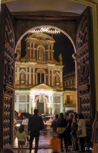 Chiesa S. Sebastiano (CL) - Caltanissetta (829 clic)