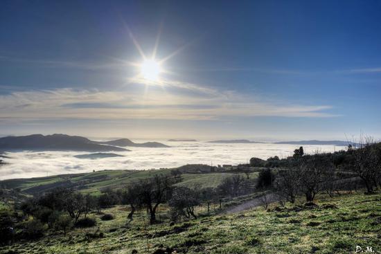 Un mare di nebbia  - Marianopoli (544 clic)