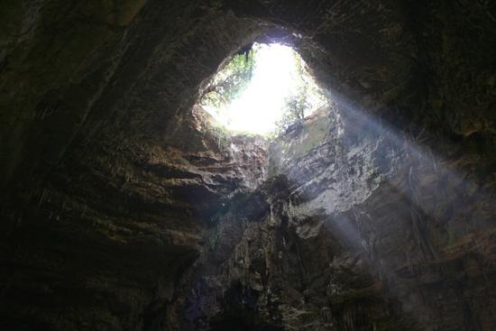Grotta di Castellana (BA) - Castellana grotte (1408 clic)