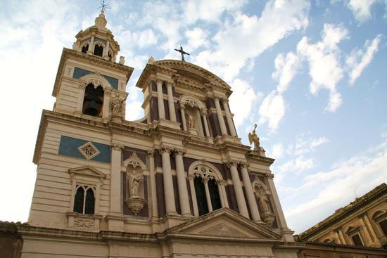 Chiesa San. Sebastiano (CALTANISSETTA) (2325 clic)