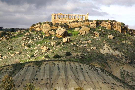 Agrigento Valle Dei Templi (2590 clic)
