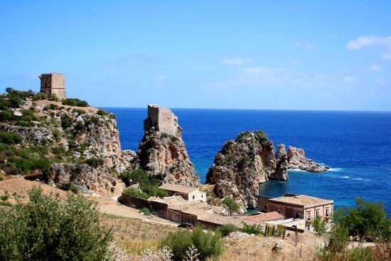 SICILIA  - Scopello (2335 clic)