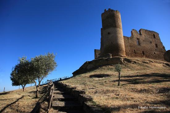 Castello  - Mazzarino (6519 clic)