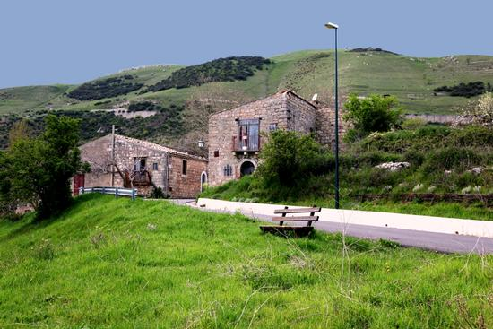 In montagna a Castellana Sicula (PA)  (1584 clic)