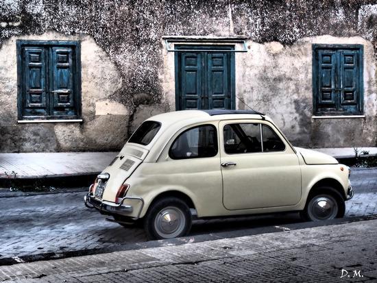 Fiat 500 - Caltanissetta (542 clic)
