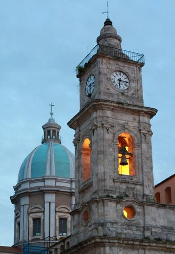 Campanile Duomo di Caltanissetta (2377 clic)