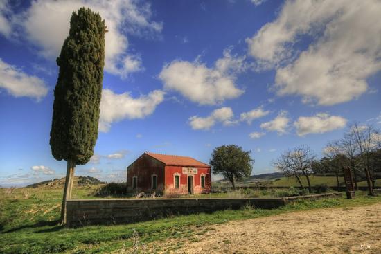 La casetta rossa - Piazza armerina (5577 clic)