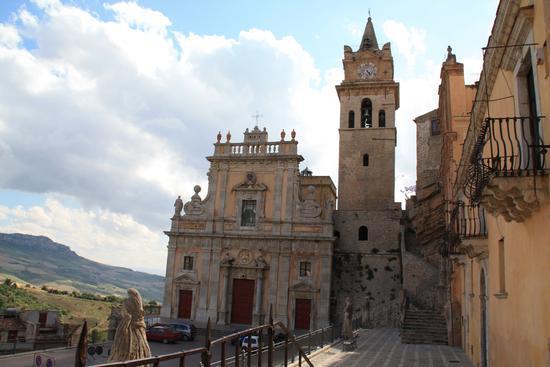 Duomo di Caccamo (PA) (1993 clic)