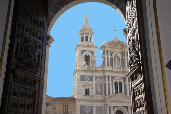 Chiesa San. Sebastiano (CALTANISSETTA) (2279 clic)
