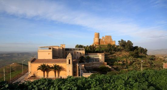 Castello U Cannuni Mazzarino (CL) (1675 clic)