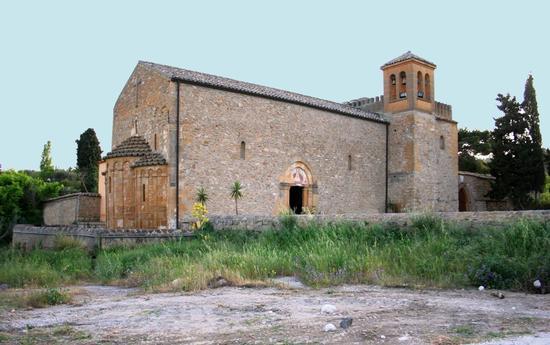 Abbazia di Santo Spirito (xII) Caltanissetta (2101 clic)