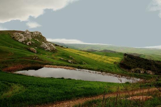 Inizio di Primavera - SANTA CATERINA VILLARMOSA - inserita il 09-Apr-13