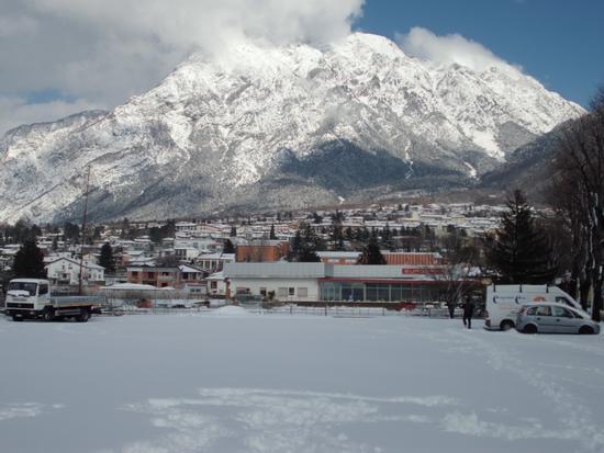 Nevicata Gemonese - Gemona del friuli (3018 clic)