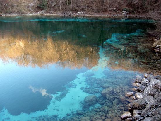 Lago di Cornino (UD) - Forgaria nel friuli (2304 clic)