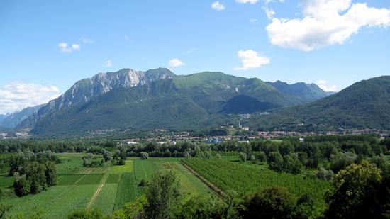 Artegna e Gemona del Friuli (2593 clic)
