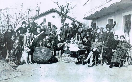 28 febbraio 1928 - Tarcento (1943 clic)