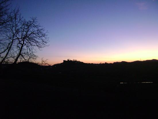 TRAMONTO - Cereseto (603 clic)