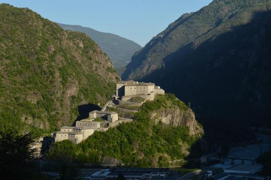 Forte di Bard (1398 clic)