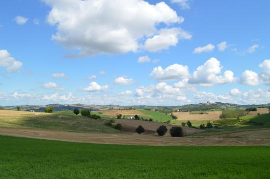 Nuvole a Cereseto (758 clic)