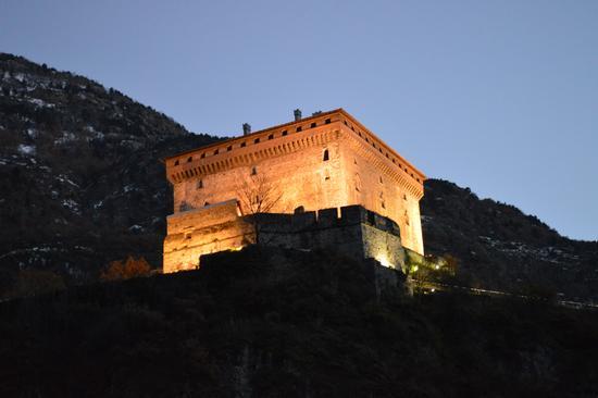 CASTELLO DI VERRES (1318 clic)